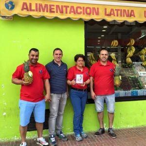Trabajadores Alimentacion Latina Ulises